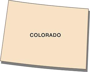 interesting-facts-about-colorado-01; state outline