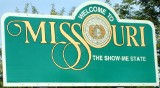 50-states-facts-MO; missouri welcome sign