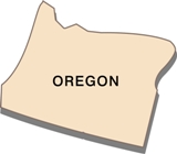 50-states-facts-OR; oregon welcome sign