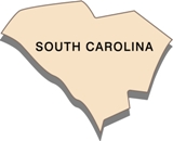 50-states-facts-SC; south carolina welcome sign