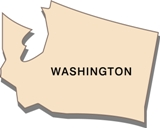 50-states-facts-WA; washington welcome sign