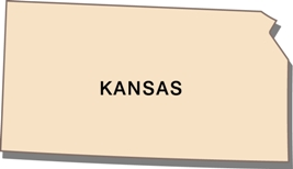 kansas-state-taxes-03; blackline map of kansas