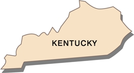 Kentucky Map For Kids  Galleryhip  The Hippest