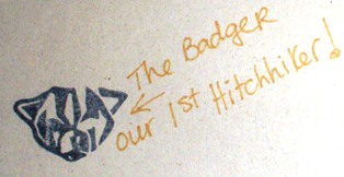 letter-boxing-05; letterboxing hitchhiker stamp