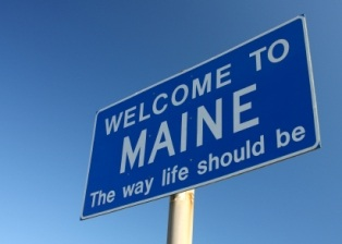maine-fun-facts-02; state sign