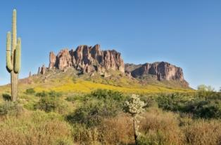 national-parks-of-arizona-02; Picture of Lost Dutchman State Park