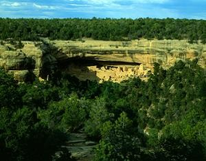 national-parks-of-colorado-01; Picture of Mesa Verde National Park