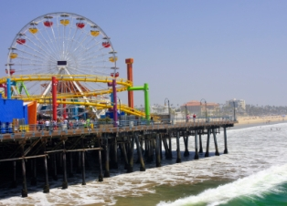 places-to-visit-in-california-01; santa monica pier