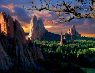 places-to-visit-in-colorado-01; garden of the gods