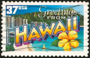 places-to-visit-in-hawaii-01; hawaii postage stamp