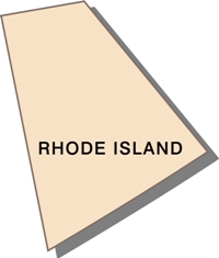 rhode-island-state-taxes-03; blackline map of rhode island