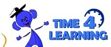 time-4-learning-01; time 4 learning logo