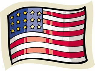 tourist-attractions-in-kentucky-02; american flag
