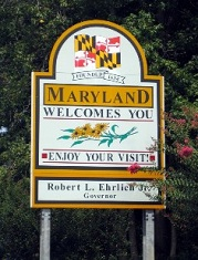 tourist-attractions-in-maryland-01; maryland sign