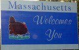 50-states-facts-MA; massachusetts welcome sign