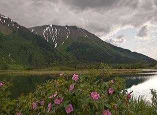 alaska-national-parks-02; Picture of Chugach State Park