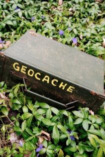delaware-treasure-hunting-01; Geocaching