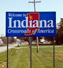 facts-about-indiana-02; state sign