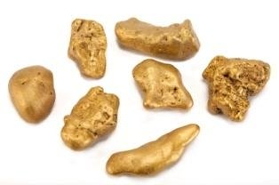 illinois-treasure-hunting-01; gold nuggets