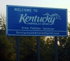 interesting-facts-about-kentucky-02; state sign