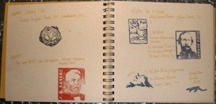 letter-boxing-03; letter boxing stamp book