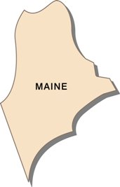 maine-state-taxes-03; blackline map of maine