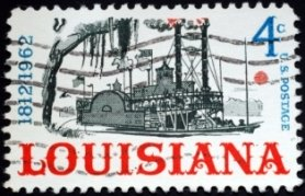 places-to-visit-in-louisiana-01; louisiana postage stamp