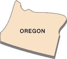 state-of-oregon-taxes-03; blackline map of oregon