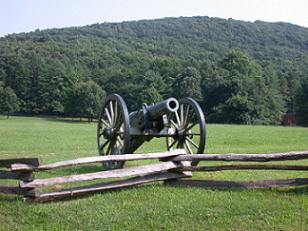state-parks-in-georgia-01; Picture of Kennesaw Mountain Battlefield Park