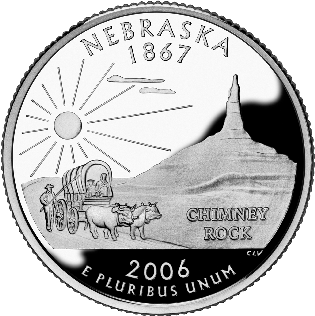 interesting-facts-about nebraska; nebraska coin