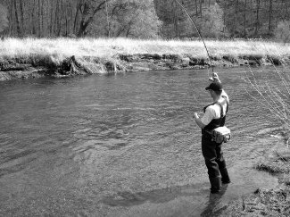 michigan national parks;fly fishing michigan