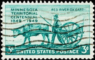 minnesota-fun-facts; stamp