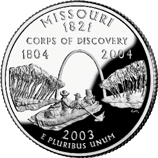 missouri-treasure-hunting; missouri coin
