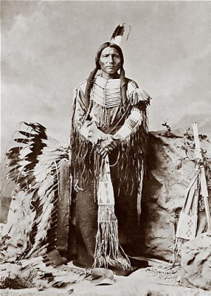nebraska-state-parks; Chief Crazy Horse
