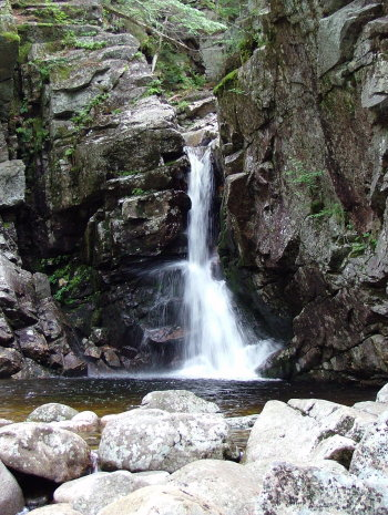 new-hampshire-national-parks;franconia notch state park
