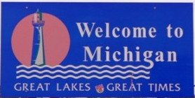 interesting-facts-about-michigan-01; michigan state sign