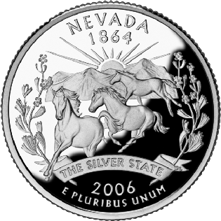 interesting-facts-about nevada; nevada coin
