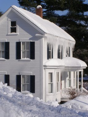 interesting facts about new hampshire; new hampshire snow house