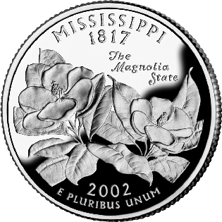 mississippi-treasure-hunting; mississippi coin