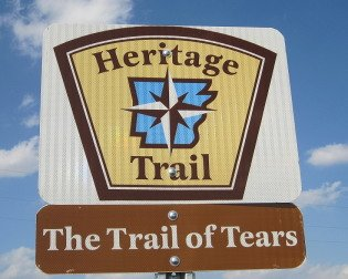 missouri-national-parks;trail of tears
